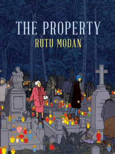 Book cover for The Property